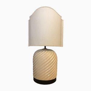 Lámparas de mesa de Tommaso Barbi, años 70. Juego de 2