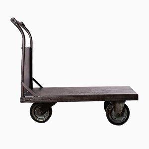 Industrieller Vintage Servierwagen