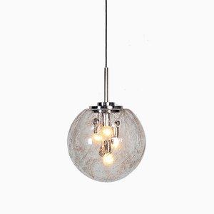 Lámpara colgante en forma de globo de Doria Leuchten