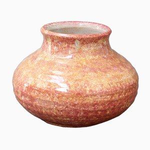Ceramic Flower Vase by Jean-Pierre Gasnier, 1970s