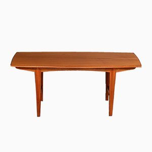 Mid-Century Walnut Coffee Table from Vanson