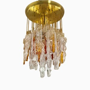 Chandelier from Mazzega, 1960s