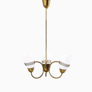 Lampe à Suspension K1-44 par Mauri Almari pour Idman, 1950s