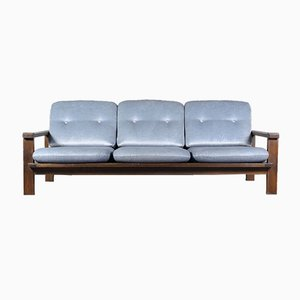 Scandinavian Three Seater Sofa, 1960s