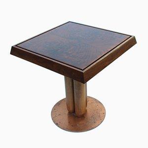 Petite Table d'Appoint par Ferdinando Meccani pour Meccani Arredamenti, Italie, 1972