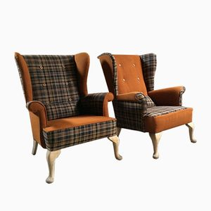 Thunderbird Armchairs from Parker Knoll, 1940s, Set of 2