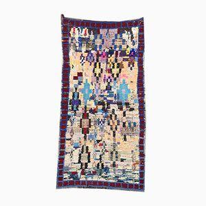 Berber Boucherouite Carpet, 1990s