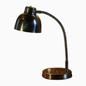 Vintage Polish Chromed Table Lamp from Technomat, 1961