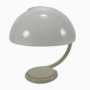 Lampe de Bureau Serpente par Elio Martinelli pour Martinelli Luce, 1968