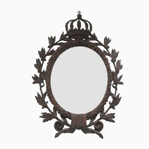 19th-Century French Mirror