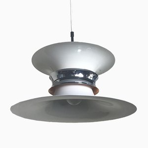 Danish Pendant Lamp by Bent Nordsted for Lyskaer Belysning, 1960s