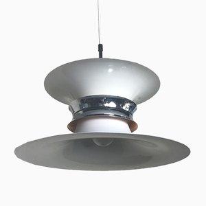 Lampe à Suspension par Bent Nordsted pour Lyskaer Belysning, Danemark, 1960s