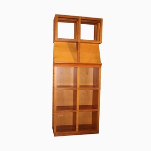 Large Bookcase by Adolfo Natalini for Meccani Arredamenti, 1994