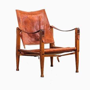 Safari Chair von Kaare Klint für Rud Rasmussen, 1960er