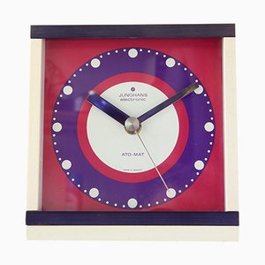 Horloge de Table de Junghans, 1970s