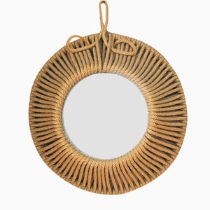 Mirror with Rope Frame, 1960s