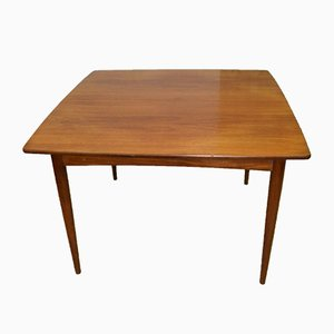 Large Danish Teak Dining Table, 1960s