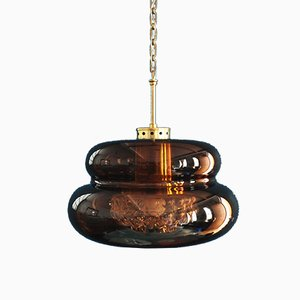 Bubblan Pendant by Carl Fagerlund for Orrefors, 1960s