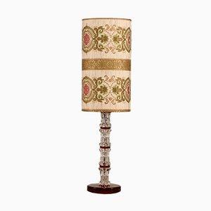 Lámpara de mesa sueca de Carl Fagerlund para Orrefors, años 60