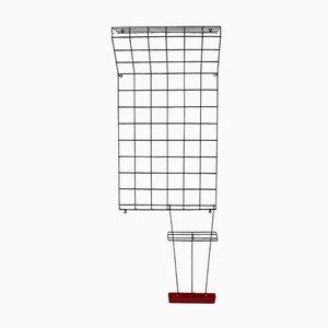 Mid-Century Kleiderschrank mit Schirmständer von String