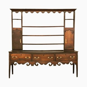 Georgian Oak Dresser, 1780s