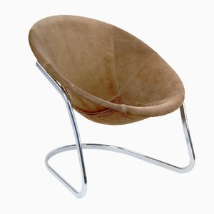 German Lounge Chair from Lusch & Co, 1960s