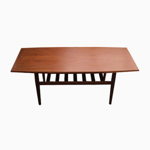 Teak Coffee Table by Grete Jalk for Glostrup, 1969