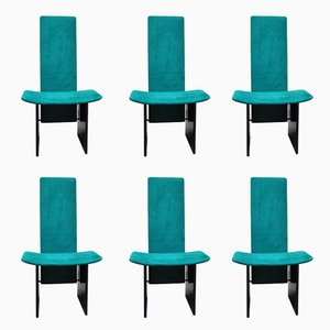 Side Chairs by Kazuhide Takahama for Simon International, 1970s, Set of 6