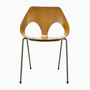 Chaise d'Appoint Modèle C3 par Carl Jacobs & Frank Guille pour Kandya, 1950s