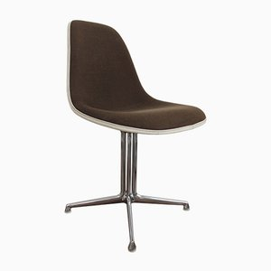 Vintage La Fonda Fiberglass Chair by Charles & Ray Eames for Vitra