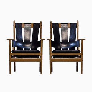 Lounge Chairs by Gunnar Eklöf for Gärsnäs, 1950s, Set of 2