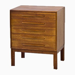 Swedish Chest of Drawers by Alf Svensson for Bjästa Möbelfabrik, 1960s