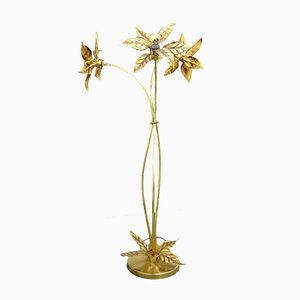Flower Floor Lamp by Willy Daro for Massive Lighting, 1970s