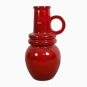 Große Vintage Vase von Scheurich, 1970er