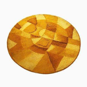 Großer Teppich von Globus Teppiche, 1970er