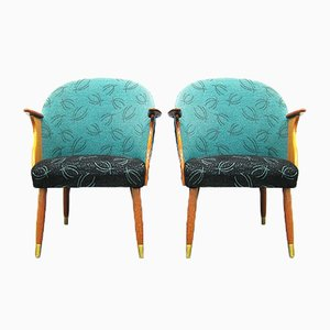 Dandy Cocktail Chairs from Lied Møbler, 1950s, Set of 2