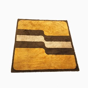Large Wool Rug by Besmer Teppiche, 1970s