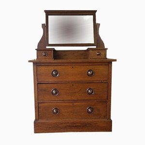 English Arts & Crafts Chest of Drawers from Leabus of London, 1900s