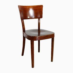 Chaise de Bistrot par Max Ernst Haefeli pour Horgenglarus, Suisse, 1920s