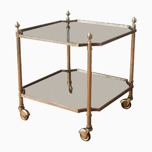 Vintage French Serving Trolley, 1960s