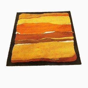 Großer Wollteppich von Besmer Teppiche, 1970er
