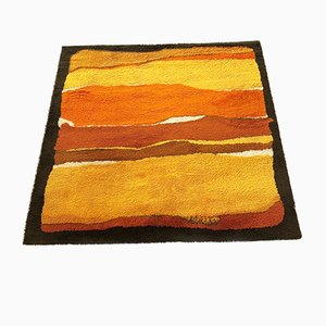 Large Wool Rug from Besmer Teppiche, 1970s