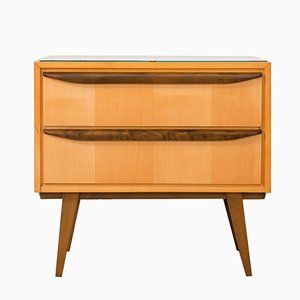 Nightstand from WK Möbel, 1950s