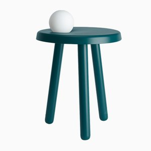 Alby Floor Lamp in Petrol Blue by Matteo Fiorini for Mason Editions