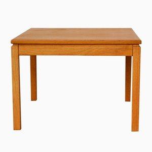 Danish Solid Oak Coffee Table from Brødrene Andersen, 1970s