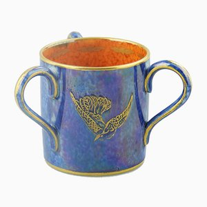 Fairyland Lustre Mug by Daisy Makeig Jones for Wedgewood, 1920s