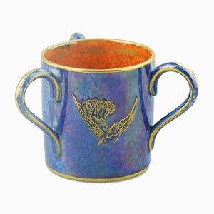 Fairyland Lustre Tasse von Daisy Makeig Jones für Wedgwood, 1920er