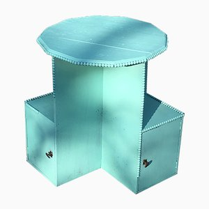 Vintage Turquoise Table