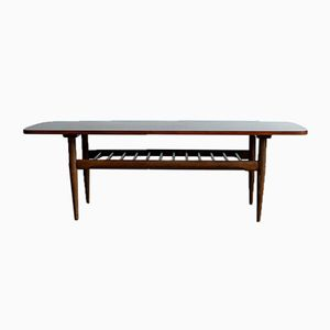 Table Basse Mid-Century, Danemark, 1960s