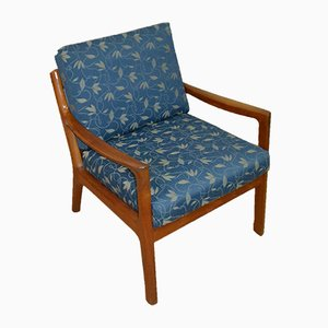 Danish Senator Easy Chair in Teak by Ole Wanscher for Cado, 1960s